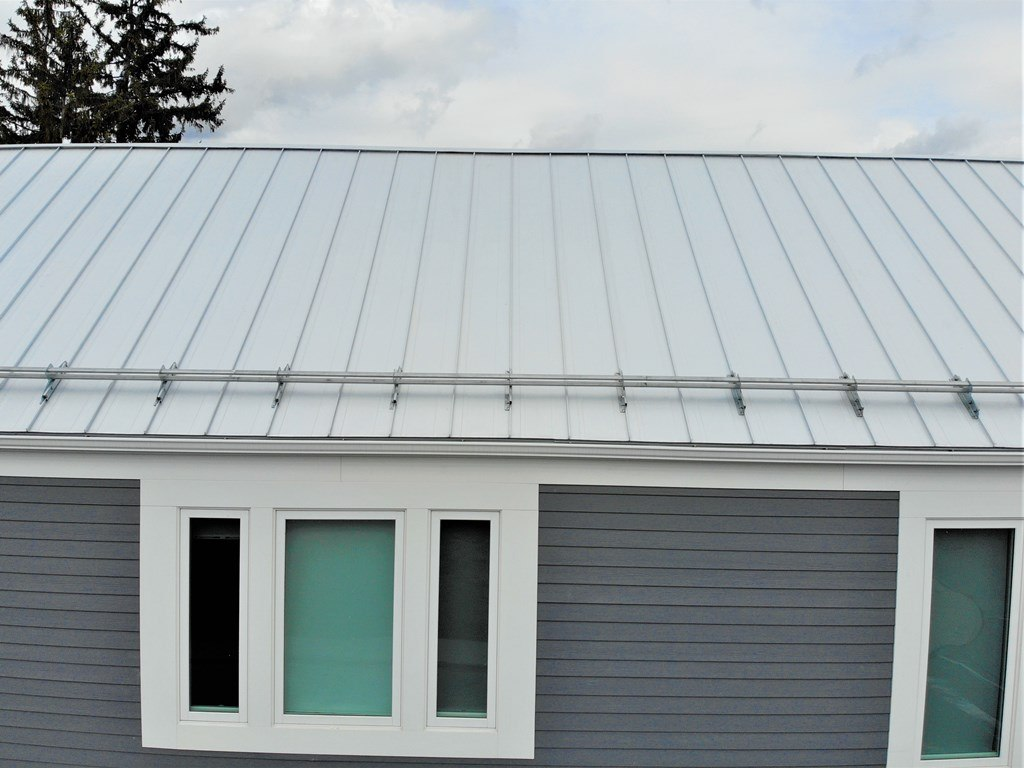 Snowguards for standing seam