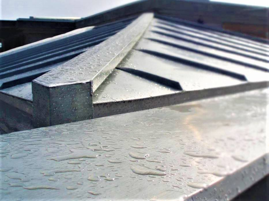 Zinc Standing Seam Metal Roof And The Cladding Cost Metal Roof Experts In Ontario Toronto Canada