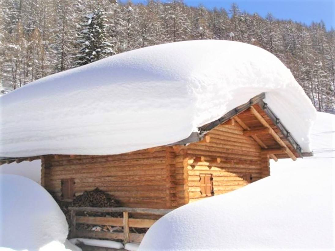 Snow guards for corrugated metal roofs