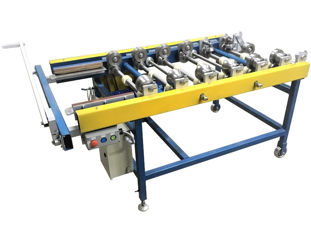Standing Seam Panel Roll Forming Machine