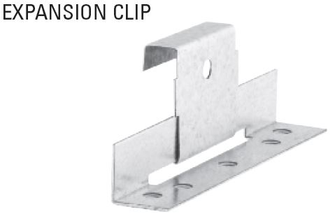 Mechanical Lock expansion clip