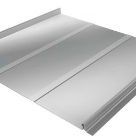 Standing Seam Snap Lock Panels