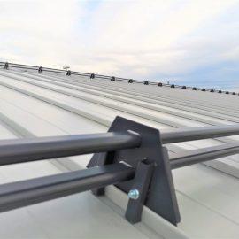 Steel Tubular Snowguards SG2 - Snap Lock