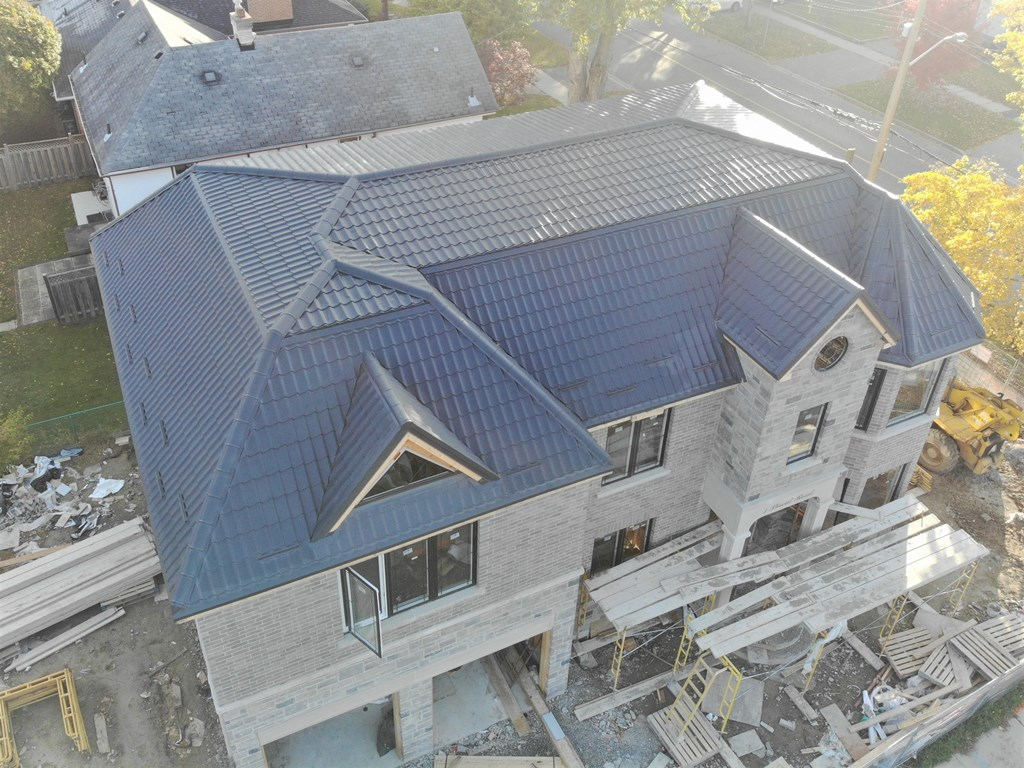 Calculating Roof Area